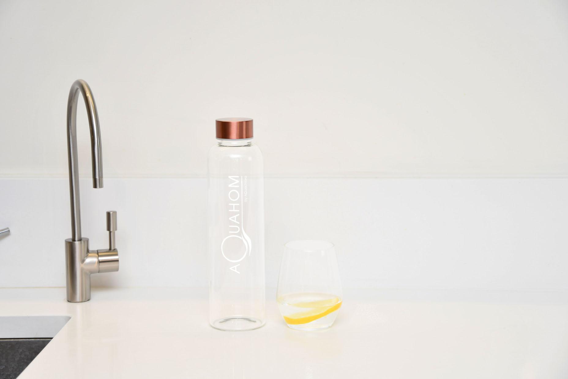 Consommation Fontaine À Eau l'eau microfiltrée - aquahom